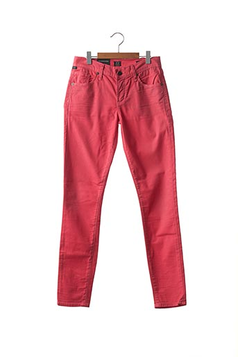 Pantalon casual rose CITIZENS OF HUMANITY pour femme