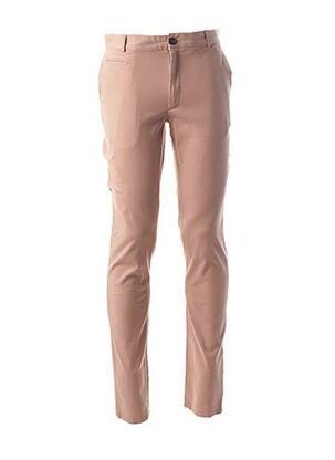 Pantalon casual rose PAUL & JOE pour homme