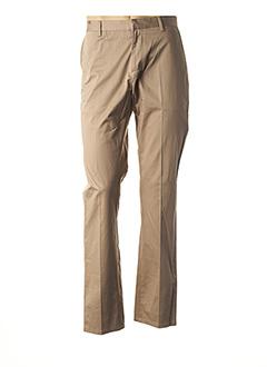 Pantalon casual beige ATELIER NOTIFY pour homme