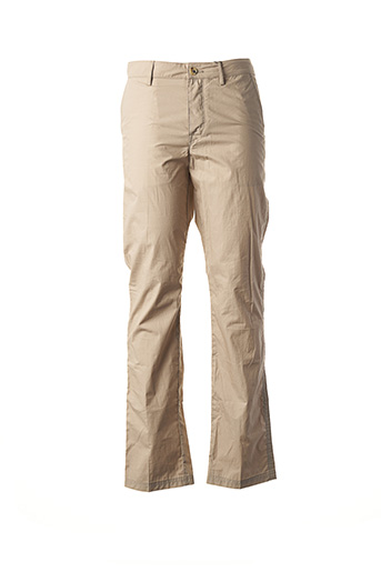 Pantalon casual beige KENZO pour homme