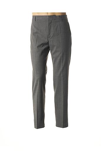 Pantalon casual gris PAUL & JOE pour homme