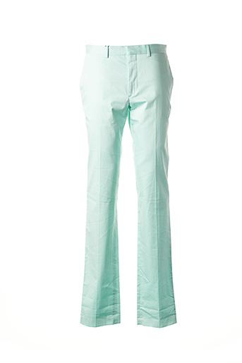Pantalon chic vert PAUL SMITH pour homme