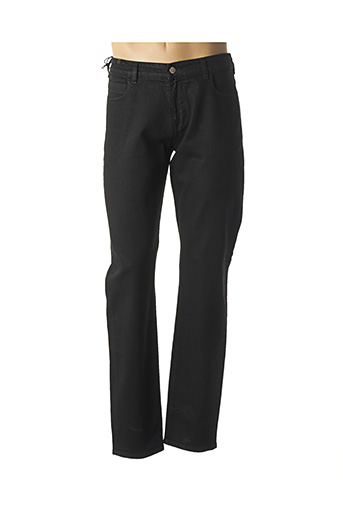 Pantalon casual noir ATELIER NOTIFY pour homme