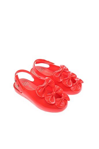 Ballerines rouge VIVIENNE WESTWOOD pour fille