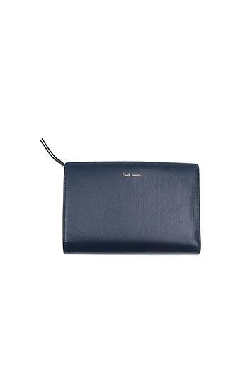 Portefeuille bleu PAUL SMITH pour femme
