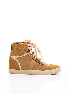 Baskets marron CHLOE pour fille
