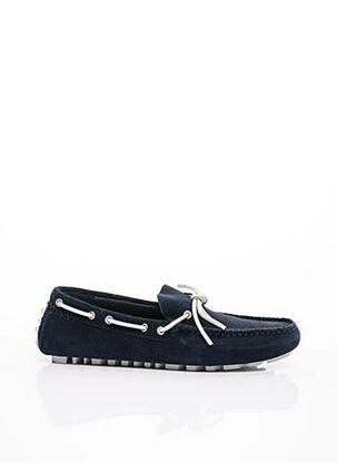 Chaussures bâteau bleu KENZO pour homme