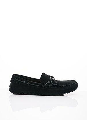 Chaussures bâteau noir KENZO pour homme