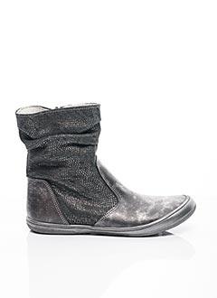 Bottines/Boots gris BELLAMY pour fille