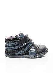 Bottines/Boots noir KICKERS pour fille seconde vue