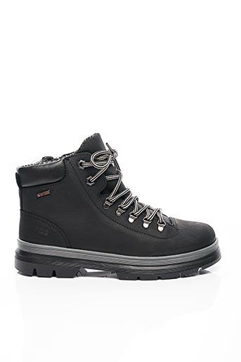 Bottines/Boots noir PRIMIGI pour garçon
