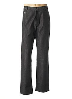 Jeans coupe droite noir M.E.N.S pour homme