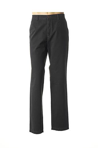 Pantalon casual noir M.E.N.S pour homme