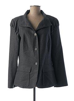 Veste chic / Blazer gris ZAPA pour femme