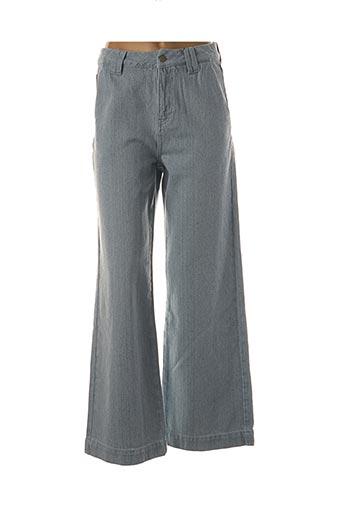Jeans coupe large bleu AWARE BY VERO MODA pour femme