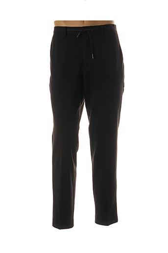 Pantalon chic noir SELECTED pour homme