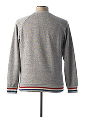Sweat-shirt gris REPLAY pour homme seconde vue