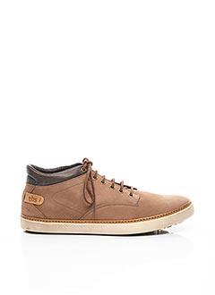 Bottines/Boots marron TBS pour homme