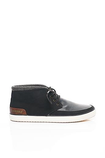 Bottines/Boots noir CARRERA pour homme