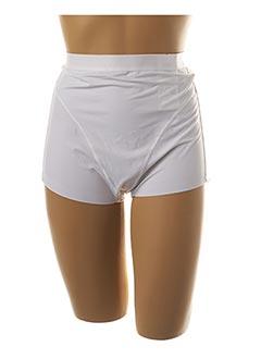 Culotte gainante blanc TRIUMPH pour femme