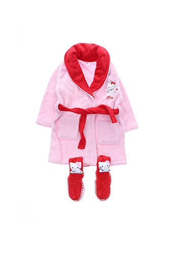 Robe de chambre rose CHARMYKITTY pour fille
