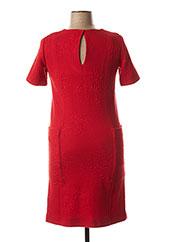 Robe mi-longue rouge ARMANI pour femme seconde vue