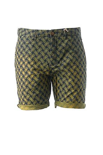 Short vert SCOTCH & SODA pour homme