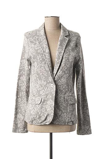 Veste chic / Blazer gris KATMAI pour femme