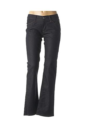 Jeans coupe droite bleu ATELIER OSCAR pour femme