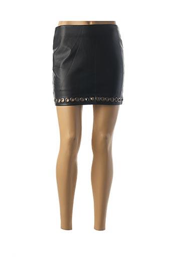 Mini-jupe noir DEBY DEBO pour femme