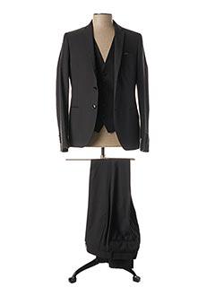 Veste/pantalon gris MANUEL RITZ pour homme