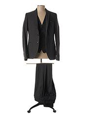 Veste/pantalon gris MANUEL RITZ pour homme seconde vue
