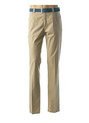 Pantalon chic beige MEYER pour homme
