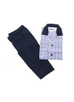 Pyjama bleu BANDE ORIGINALE pour homme