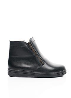 Bottines/Boots noir ARIMA pour homme