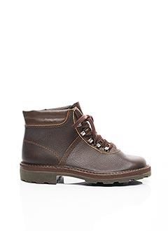 Chaussures professionnelles marron L'INDISPENSABLE pour homme
