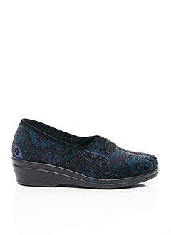 Chaussons/Pantoufles bleu ROHDE pour femme