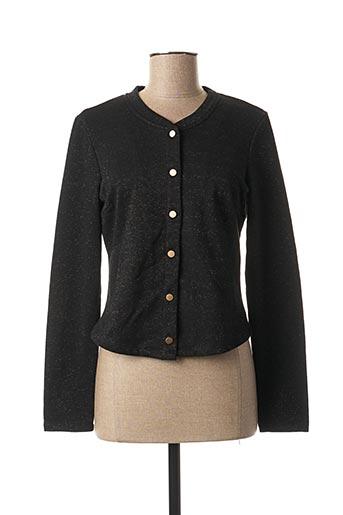 Veste casual noir VILA pour femme