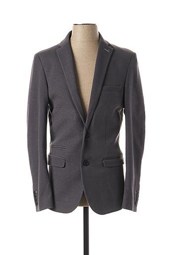 Veste chic / Blazer gris SELECTED pour homme