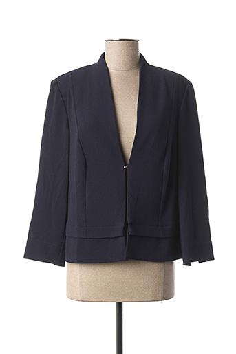 Veste chic / Blazer bleu ERFO pour femme