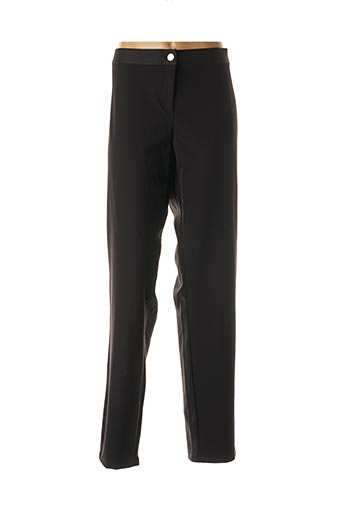 Pantalon chic noir ELENA MIRO pour femme