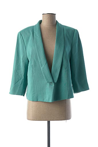 Veste chic / Blazer bleu COP COPINE pour femme