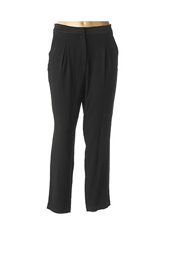 Pantalon chic noir ZAPA pour femme