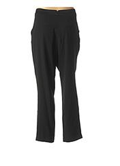 Pantalon chic noir ZAPA pour femme seconde vue