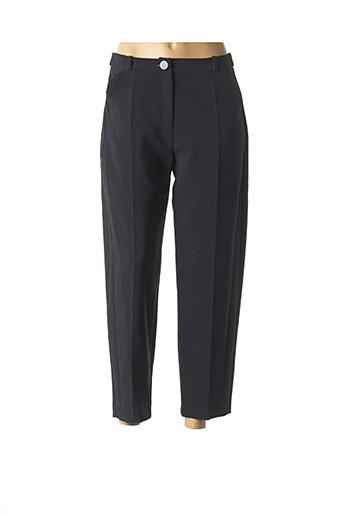 Pantalon 7/8 bleu CHACOK pour femme