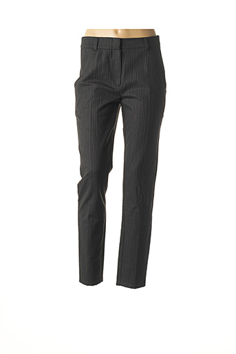 Pantalon chic gris BGN pour femme