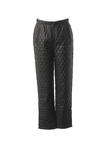 Pantalon casual noir BCBGMAXAZRIA pour femme