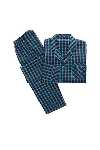 Pyjama bleu EMINENCE pour homme