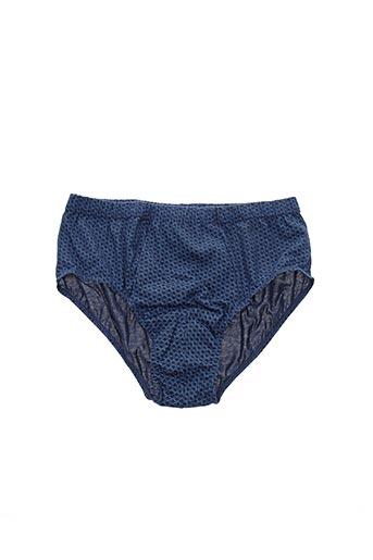 Slip/Culotte bleu EMINENCE pour homme