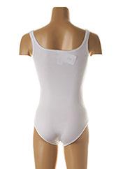 Body lingerie blanc WOLFORD pour femme seconde vue